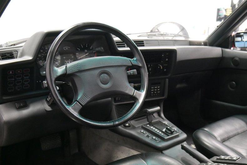 1989 BMW 635csi 29