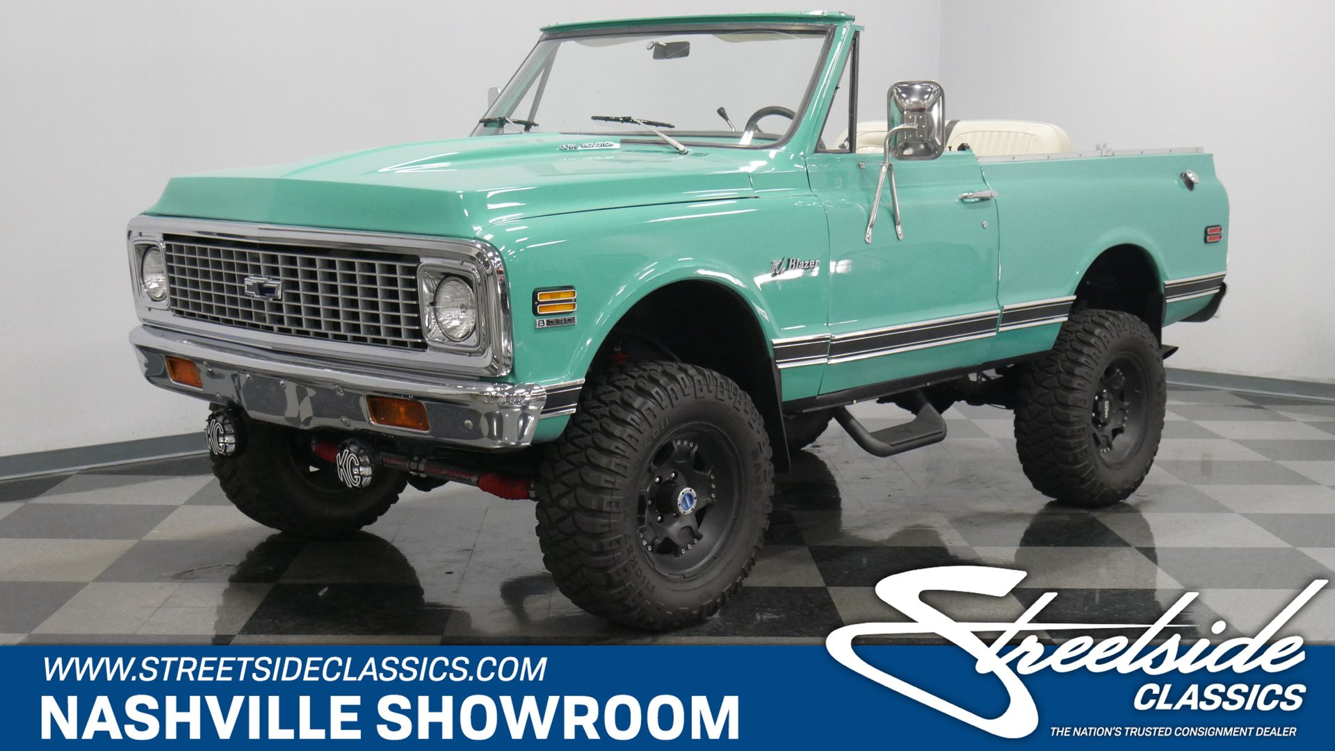 1972 Chevrolet Blazer Classic Cars For Sale Streetside Classics The Nation S 1 Consignment Dealer