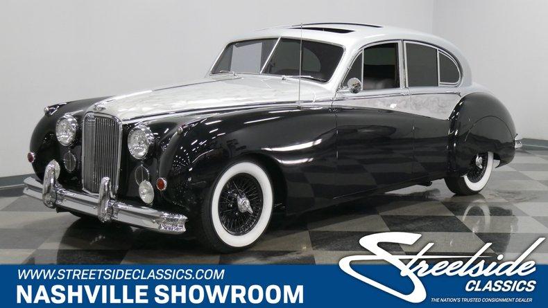 For Sale: 1956 Jaguar Mark VII
