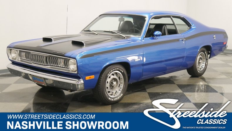 For Sale: 1972 Plymouth Duster