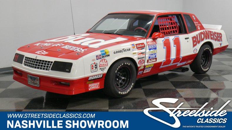 1987 Chevrolet Monte Carlo For Sale