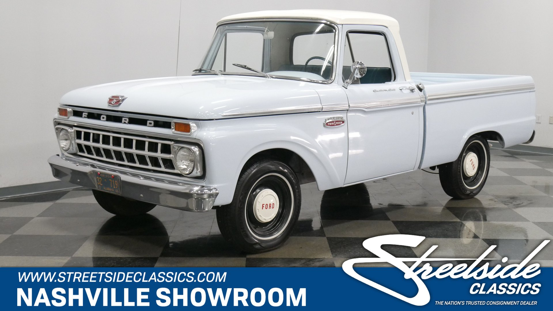 1965 Ford F-100 Custom Cab for sale #172418 | Motorious
