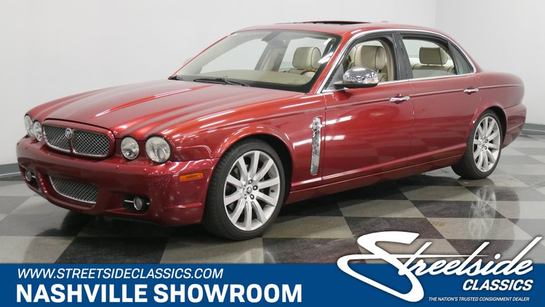 For Sale: 2008 Jaguar XJ