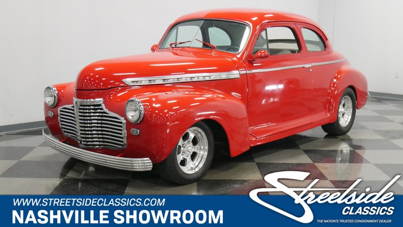 For Sale: 1941 Chevrolet Special Deluxe