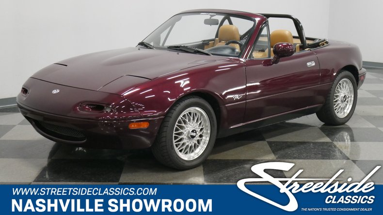 For Sale: 1995 Mazda Miata