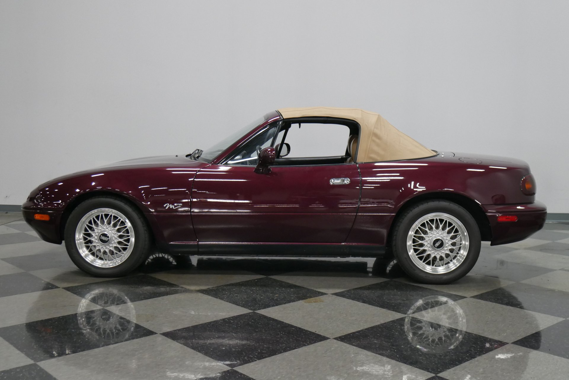1995 mazda miata mx 5 m edition