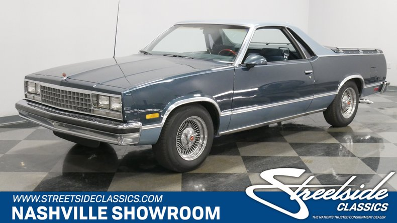 1987 Chevrolet El Camino For Sale