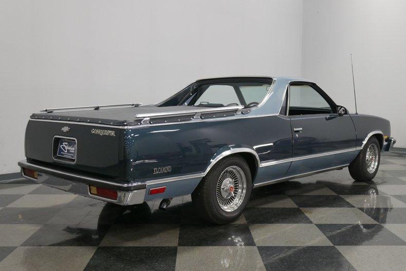 1987 Chevrolet El Camino 13