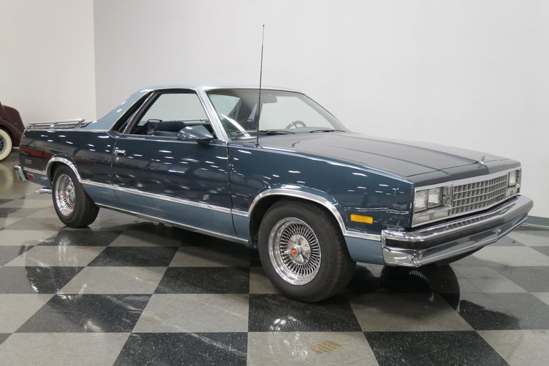 1987 Chevrolet El Camino 17