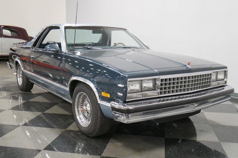 1987 Chevrolet El Camino 18