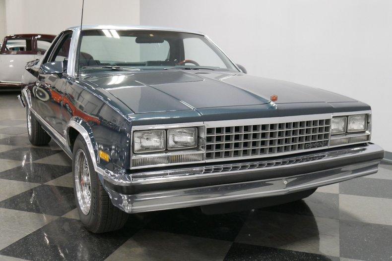1987 Chevrolet El Camino 19