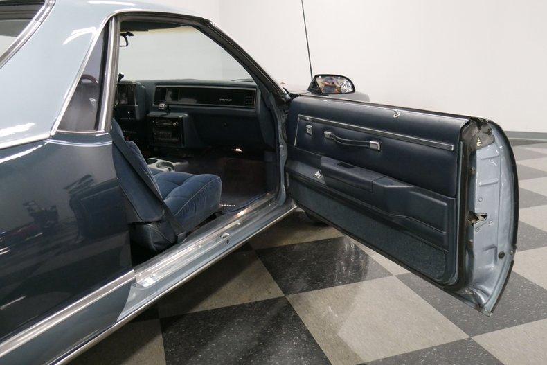 1987 Chevrolet El Camino 49