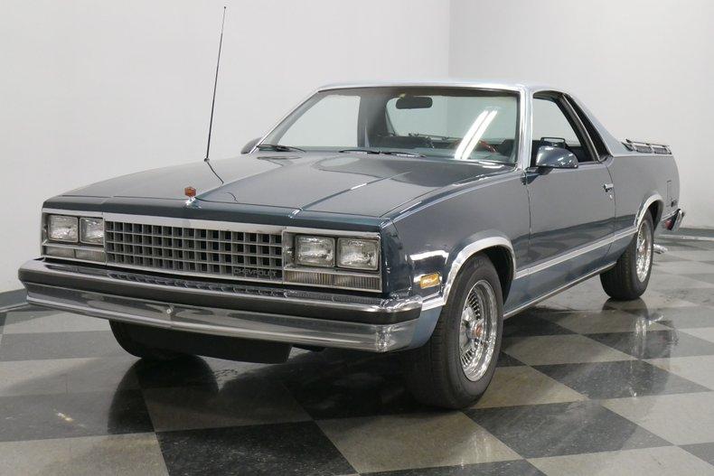 1987 Chevrolet El Camino 21