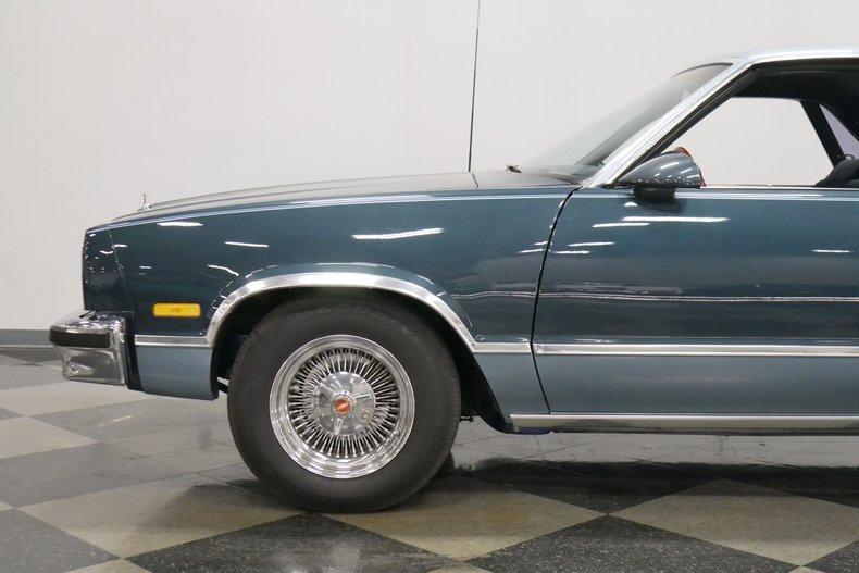 1987 Chevrolet El Camino 22