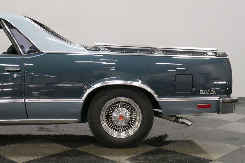 1987 Chevrolet El Camino 24