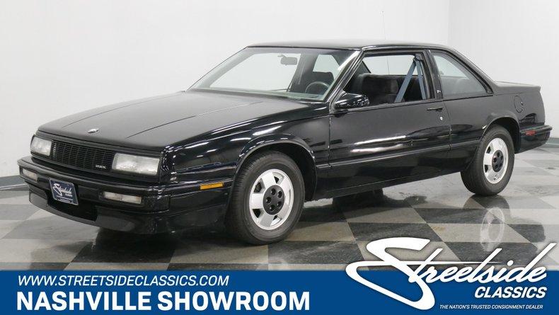 For Sale: 1989 Buick LeSabre