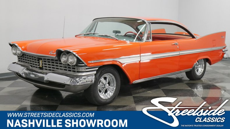 For Sale: 1959 Plymouth Fury