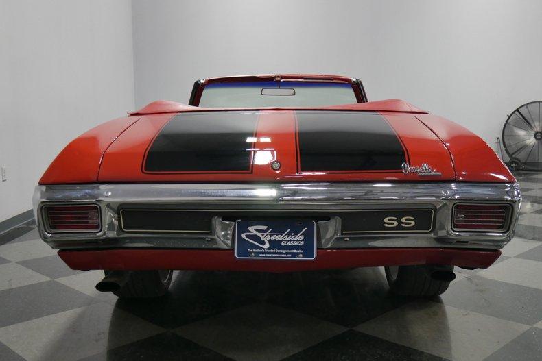 1970 Chevrolet Chevelle 11