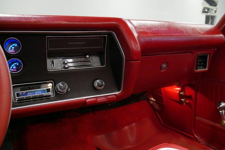 1970 Chevrolet Chevelle 52