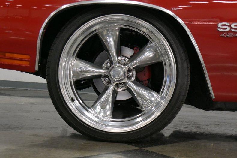 1970 Chevrolet Chevelle 26