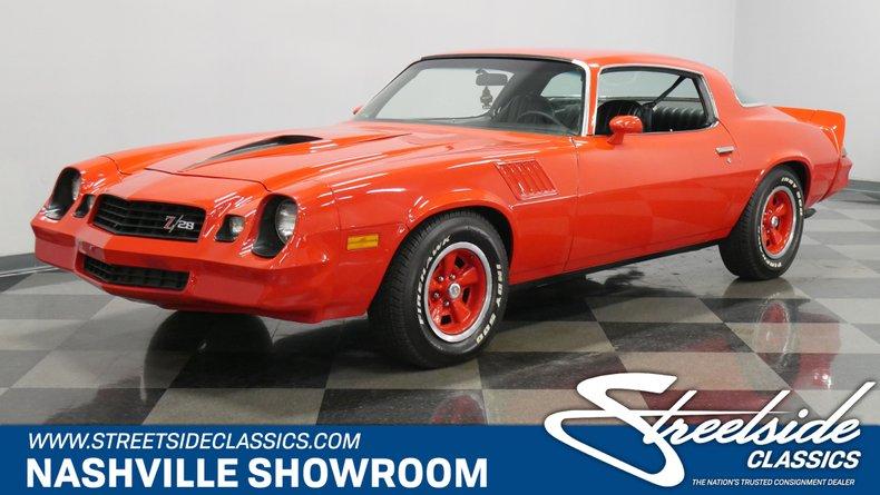 1978 Chevrolet Camaro For Sale