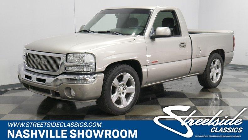 2003 GMC Sierra For Sale