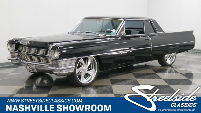 For Sale: 1964 Cadillac Series 62