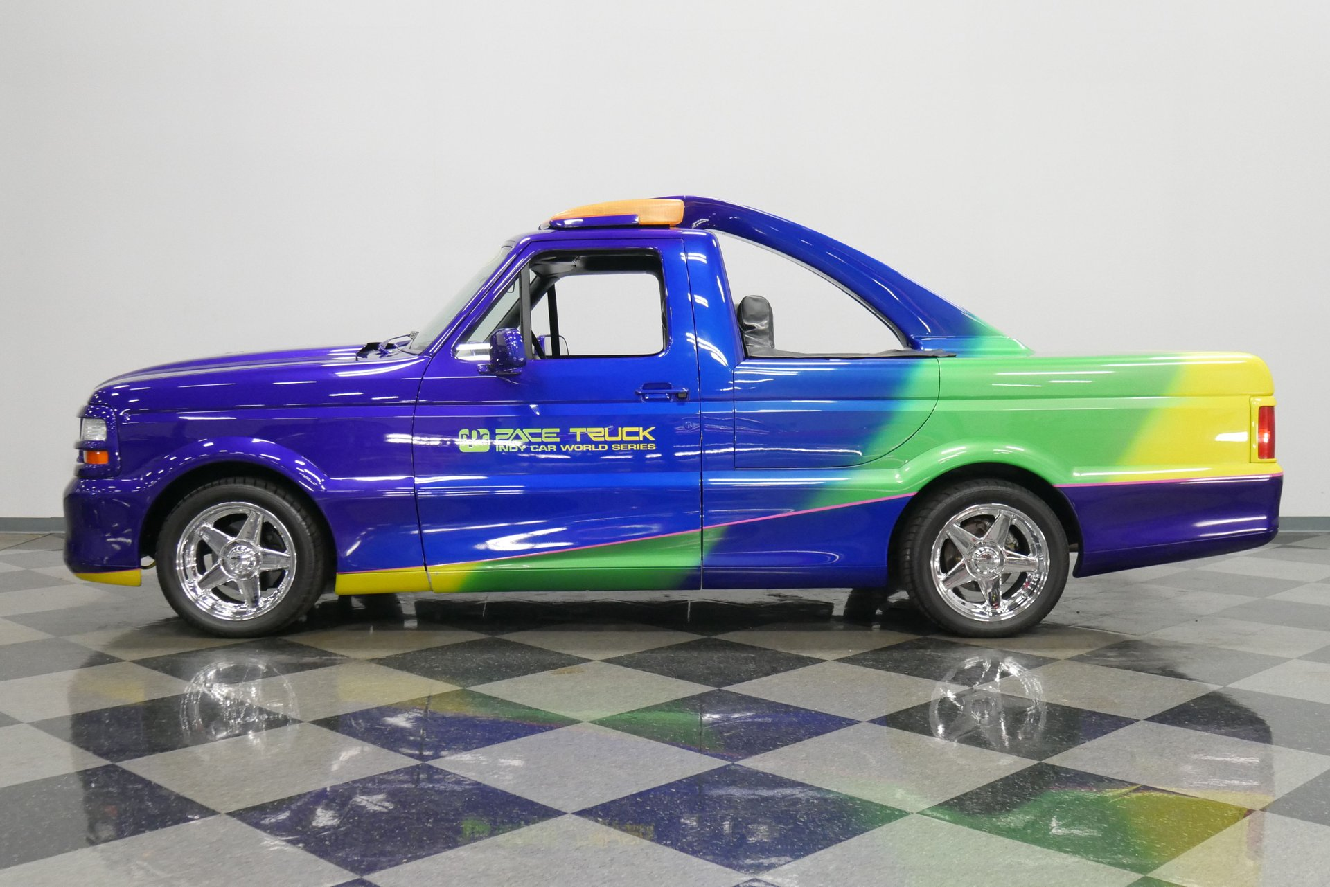 1991 ford f 150 ppg indy pace truck