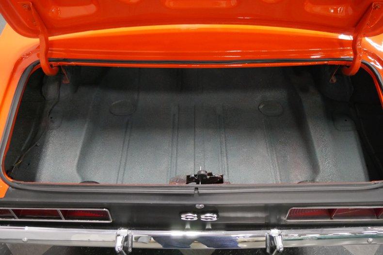 1969 Chevrolet Camaro 36