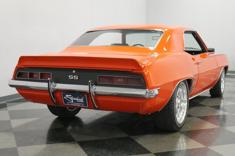 1969 Chevrolet Camaro 12