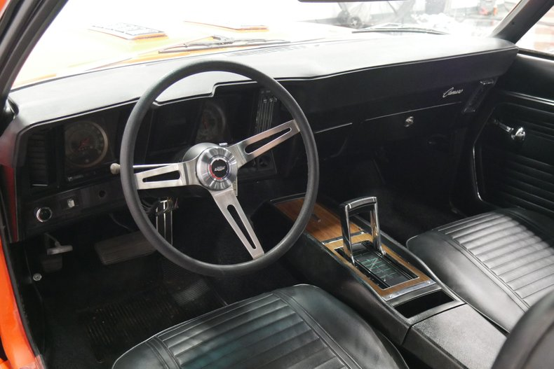1969 Chevrolet Camaro 40