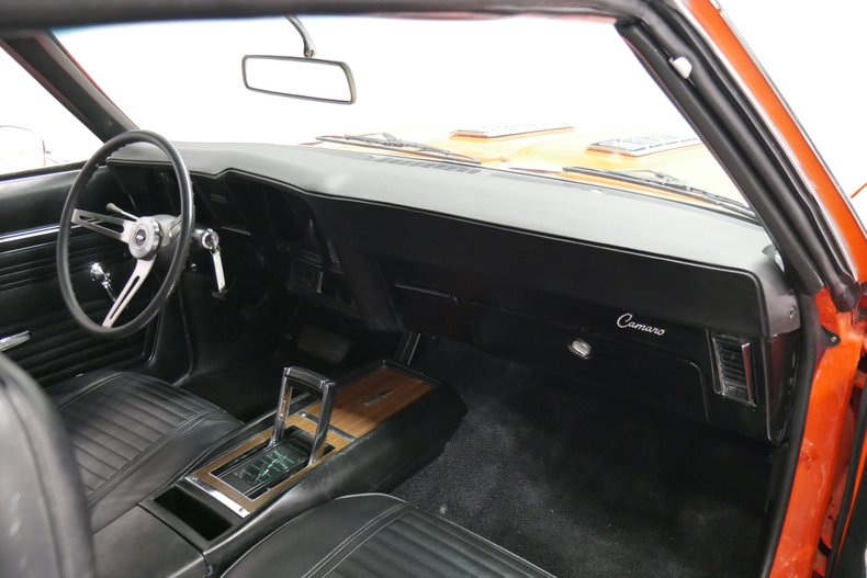 1969 Chevrolet Camaro 52