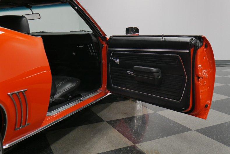 1969 Chevrolet Camaro 54