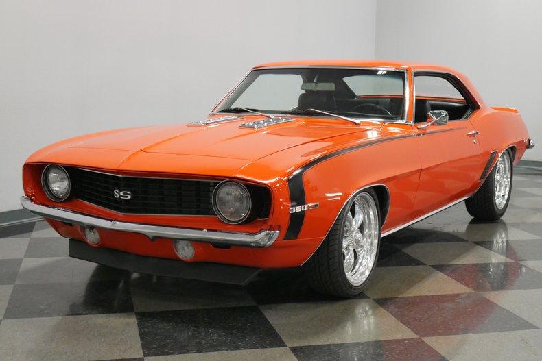1969 Chevrolet Camaro 22