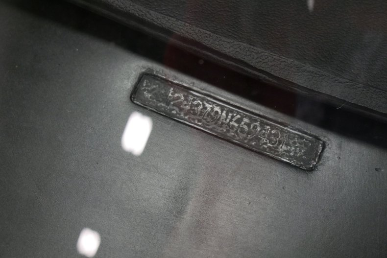 1969 Chevrolet Camaro 59
