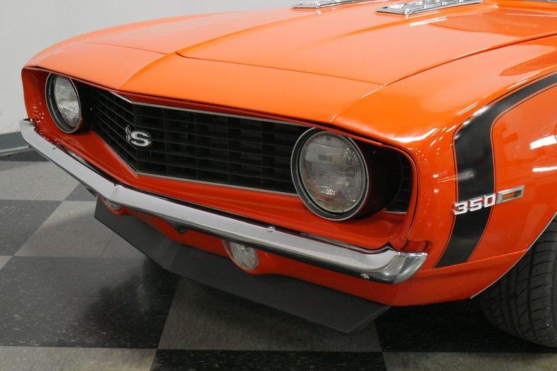 1969 Chevrolet Camaro 23