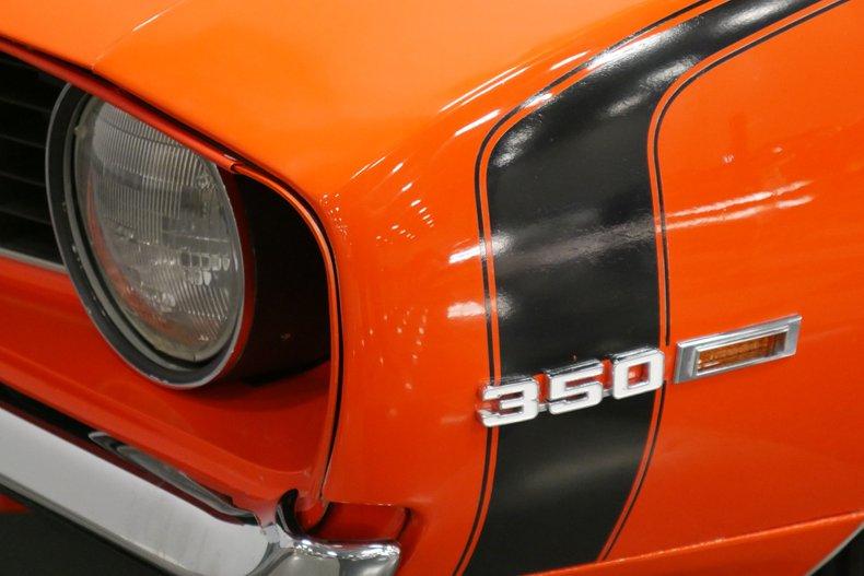 1969 Chevrolet Camaro 63