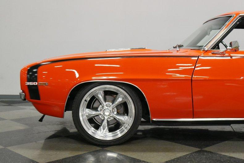 1969 Chevrolet Camaro 24