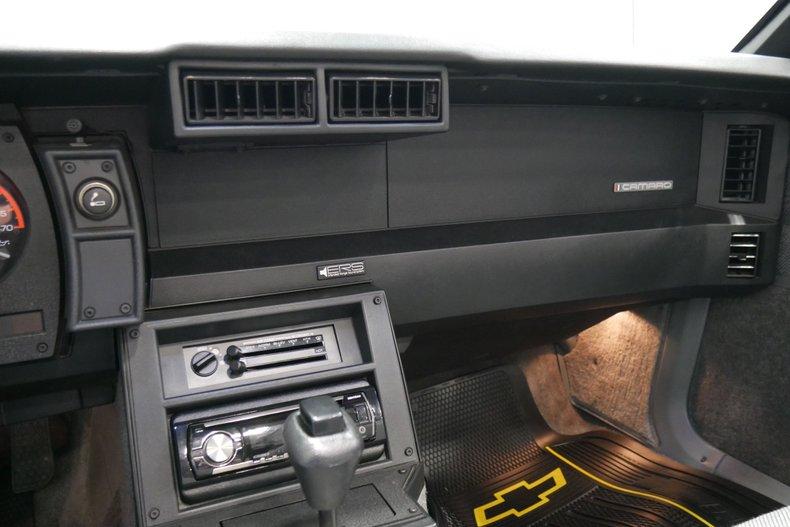 1988 Chevrolet Camaro 45