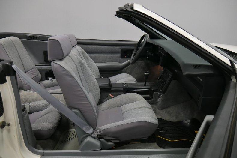 1988 Chevrolet Camaro 51