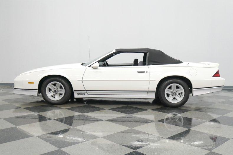 1988 Chevrolet Camaro 2