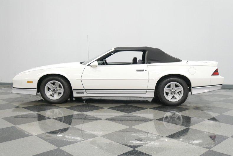 1988 Chevrolet Camaro 22