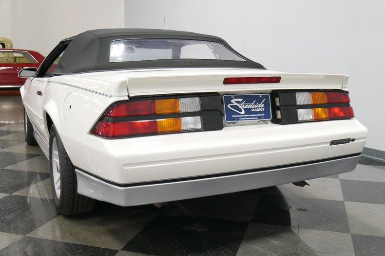 1988 Chevrolet Camaro 24