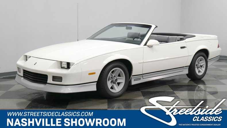 1988 Chevrolet Camaro 1