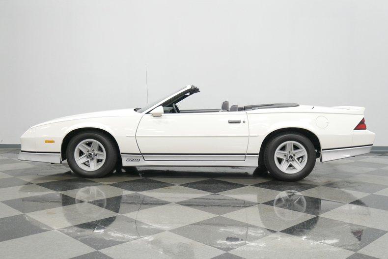 1988 Chevrolet Camaro 7
