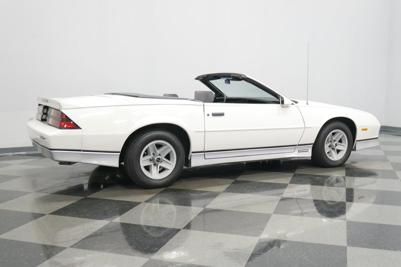1988 Chevrolet Camaro 14