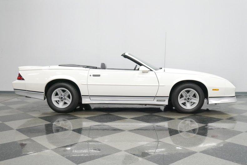 1988 Chevrolet Camaro 15