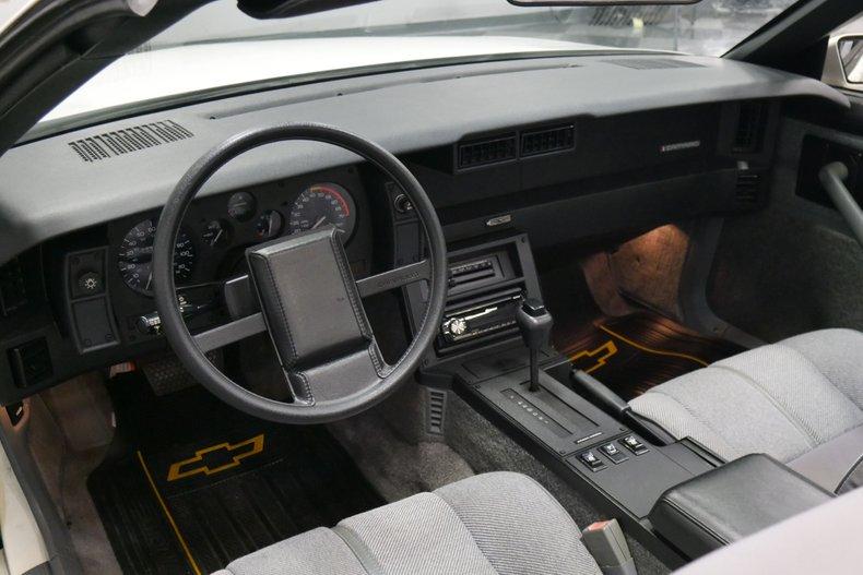 1988 Chevrolet Camaro 37
