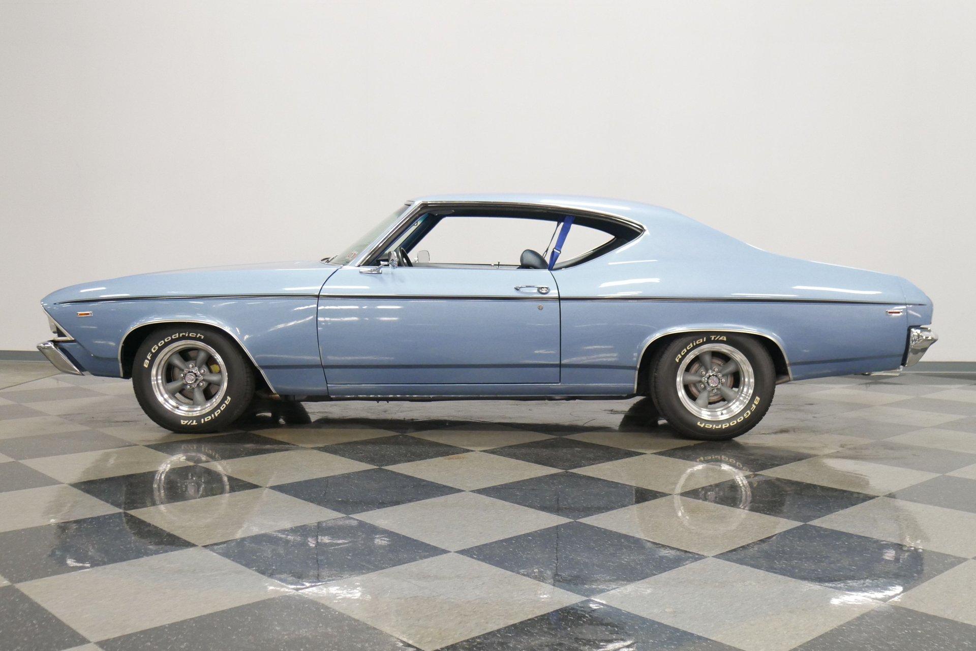 1969 chevrolet chevelle ss 396 tribute