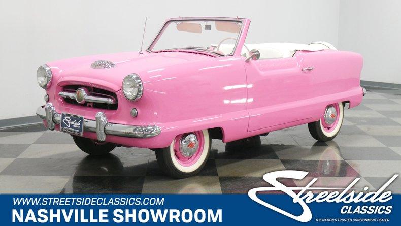 For Sale: 1954 Hudson Metropolitan